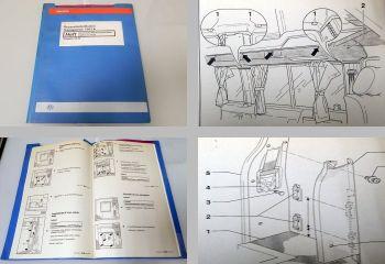 Werkstatthandbuch VW Transporter T4 California Club Karosserie Elektrik Gas 1994