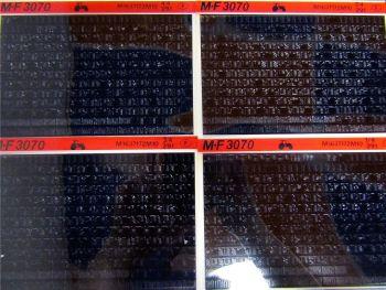 Massey Ferguson MF 3070 Schlepper Ersatzteillisten Parts List  Microfiche 1991