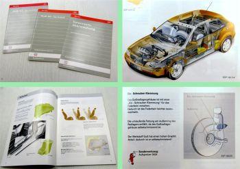 SSP 181 182 185 Audi A3 8L  Konstruktion Funktion Schulung Vorstellung 1996