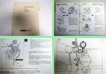 Werkstatthandbuch Fiat Coupe 20V Turbo Marea TD Getriebe Reparatur 1994