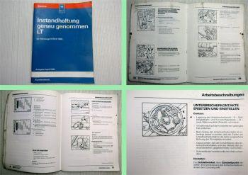 Reparaturanleitung VW LT 1976 - 1985 Instandhaltung genau genommen CP DW DV ...