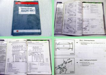 Werkstatthandbuch Audi Avant RS2 ab 1994 2,2 Turbo 232 kW ADU Motronic Bremsen