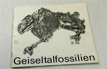 Geiseltalfossilien 1978, G. Krumbiegel