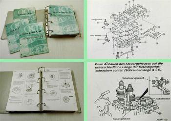 Reparaturhandbuch Kia Shuma II Werkstatthandbuch + Schaltpläne bis 2003