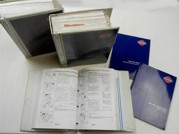 Werkstatthandbuch Nissan Maxima QX A32 Reparaturanleitung 1997 in 3 Bänden