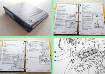 Skoda Fabia Werkstatthandbuch 1,4 Motor Einspritzanlage AUA AUB BBY BBZ BKY BUD