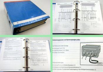 Werkstatthandbuch VW Sharan I 7M MJ 1997 bis 2000 Stromlaufpläne Elektrik