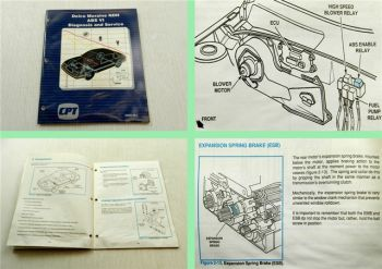 General Motors NDH ABS VI Diagnosis and Service Training Workshop 1990