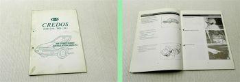 KIA Credos Air Conditioner FED 2,0l T8D 1,8l Installation Manual