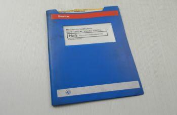 Reparaturleitfaden VW Golf 3 Vento Karosserie Eigendiagnose Airbag 1994 - 1999