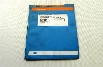 Reparaturleitfaden VW Golf 3 Getriebe 085 Reparaturhandbuch Microfich