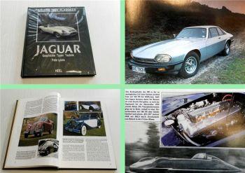 Jaguar Galerie der Klassiker Geschichte Typen Technik Pete Lyons