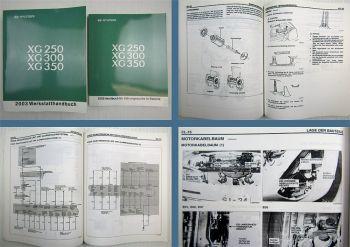 Werkstatthandbuch Hyundai XG250 XG300 XG350 Reparaturhandbuch 2003
