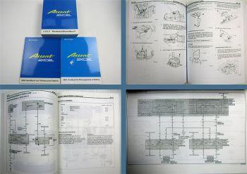 Werkstatthandbuch Hyundai Accent Excel ab 2003 / 2005 Reparaturanleitungen
