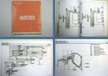 Werkstatthandbuch Hyundai Matrix Elektrische Schaltpläne 2006