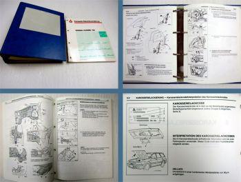 Werkstatthandbuch Mitsubishi Sigma Kombi Reparaturanleitung Stand 1994