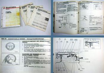 Werkstatthandbuch Mitsubishi L300 II ab 1995 - 1999 Reparaturhandbuch