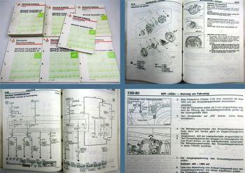 Werkstatthandbuch Mitsubishi Space Runner Wagon 1999 - 2001 Reparaturanleitung