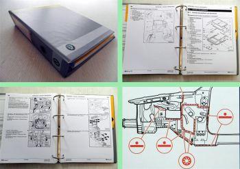 Reparaturleitfaden Skoda Superb I Typ 3U ab 2002 Reparaturhandbuch Karosserie