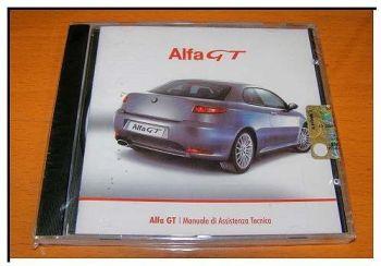 Alfa Romeo Alfa GT Sportcoupe Werkstatthandbuch 2006 Reparatur Diagnose