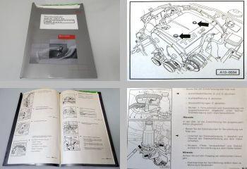 Audi A4 B5 KAROSSERIE MONTAGE BREMSE HEIZUNG KLIMAANLAGE DUO Reparaturleitfaden