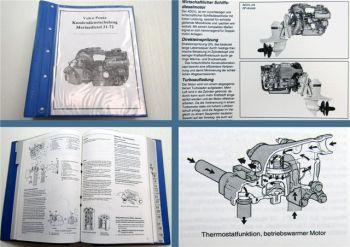 Volvo Penta Marinediesel 31-72 Kundendienstschulung Service Training ca 1995