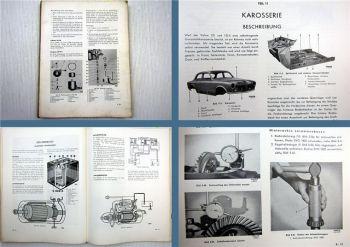 Reparaturanleitung Volvo 121 122 Amazon Werkstatthandbuch 1956 / 1961
