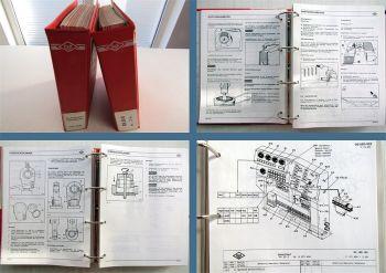 O&K RH 30 D Bagger Werkstatthandbuch + Betriebsanleitung + Ersatzteilkatalog