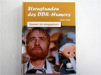 Sternstunden des DDR Humors 1975 - 1976 Humor ist eingeplant Geburtstagsgeschenk