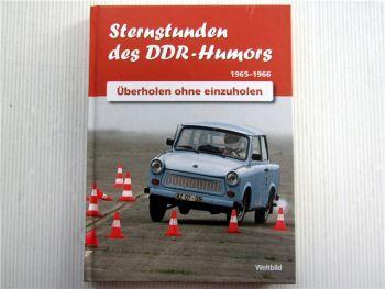 Sternstunden des DDR Humors 1965 - 1966 Überholen ohne einzuholen Geburtstag