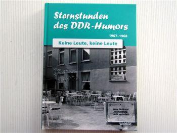 Sternstunden des DDR Humors 1967 - 1968 Keine Leute, keine Leute Geburtstag