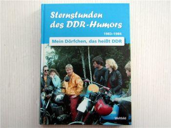 Sternstunden des DDR Humors 1983 - 1984 Mein Dörfchen, das heißt ... Geburtstag