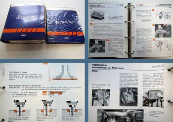 Werkstatthandbuch Fiat Regata + DS + Weekend Marengo Diesel Reparaturanleitung
