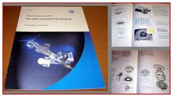 SSP 225 Die elektro-mechanische Servolenkung Lenkung Selbststudienprogramm