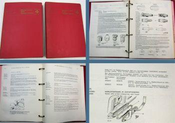 Rover Cars und Range Rover Service Information Wartungsnachrichten 1970er Jahre