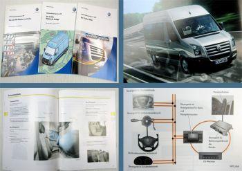 SSP 369 370 371 VW Crafter 2006 Konstruktion + Funktion Selbststudienprogramm