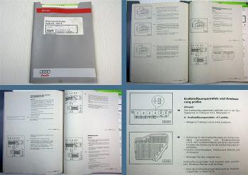 Werkstatthandbuch Audi A3 Typ 8L Simos Einspritzanlage Zündanlage 1,6L AEH AKL