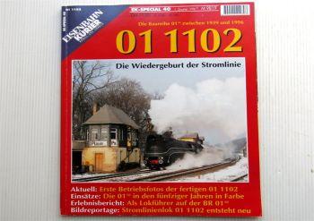 1 Zeitschrift Eisenbahnkurier Special Zeitung Magazin 1. Quartal 1996