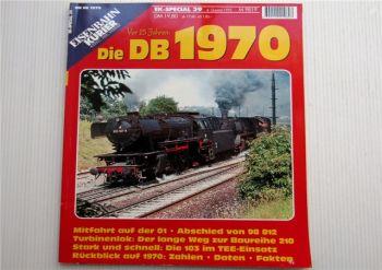 Zeitschrift Eisenbahnkurier Special 39 Zeitung Magazin 4. Quartal 1995