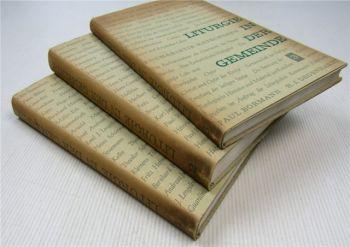 Liturgie in der Gemeinde von Bornmann / Degenhardt in 3 Bänden