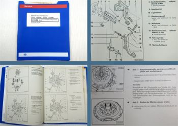 Reparaturleitfaden VW Golf 4, Bora 02M 5/6Gang Getriebe Werkstatthandbuch