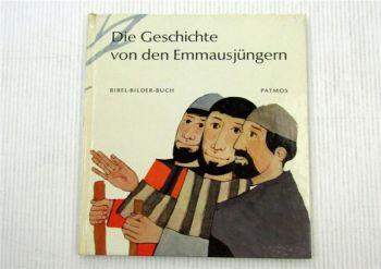 Die Geschichte von den Emmausjüngern Kinderbuch von Cocagnac Patmos Verlag