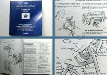 Werkstatthandbuch Chrysler Eagle Vision 1995 Modellcode LH