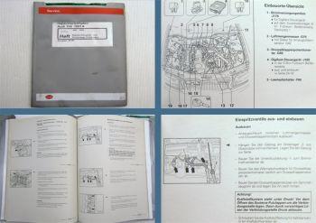 Werkstatthandbuch Audi 100 C4 Digifant Einspritz Zündanlage 2,0 L 85KW ABK ADW
