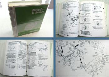 Mazda E-Serie E1800 E2000 E2200 E2500 SD SR Werkstatthandbuch ab 1999