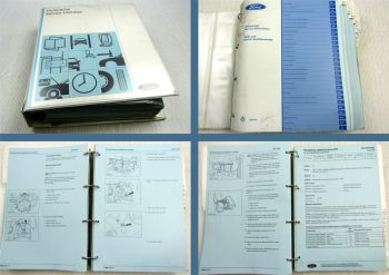 Ford Technical Service Bulletins Passenger Cars and Light Commercial Vehicles 97