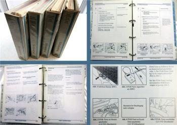 Werkstatthandbuch Ford PKW Transit Sierra Scorpio Getriebe Prüfanleitung 1994