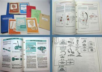 Ford Car Light Truck Technical Training Manual Tempo Topaz F-Series Bronco... 87