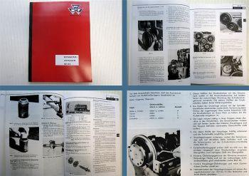 Reparaturanleitung Massey Ferguson MF 155 Werkstatthandbuch