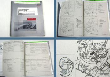 Reparaturleitfaden Audi 80 Werkstatthandbuch 1,6 2,0 Mono Motronic ABT ABM 1999